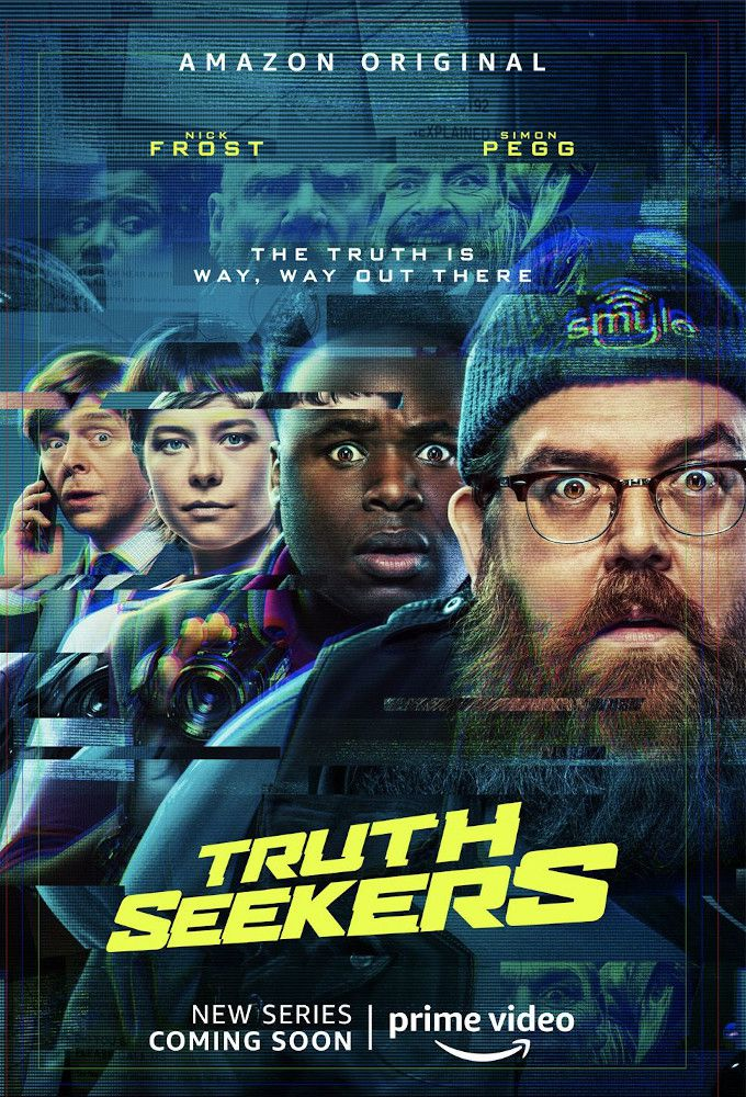 Truth Seekers - Série (2020) streaming VF gratuit complet