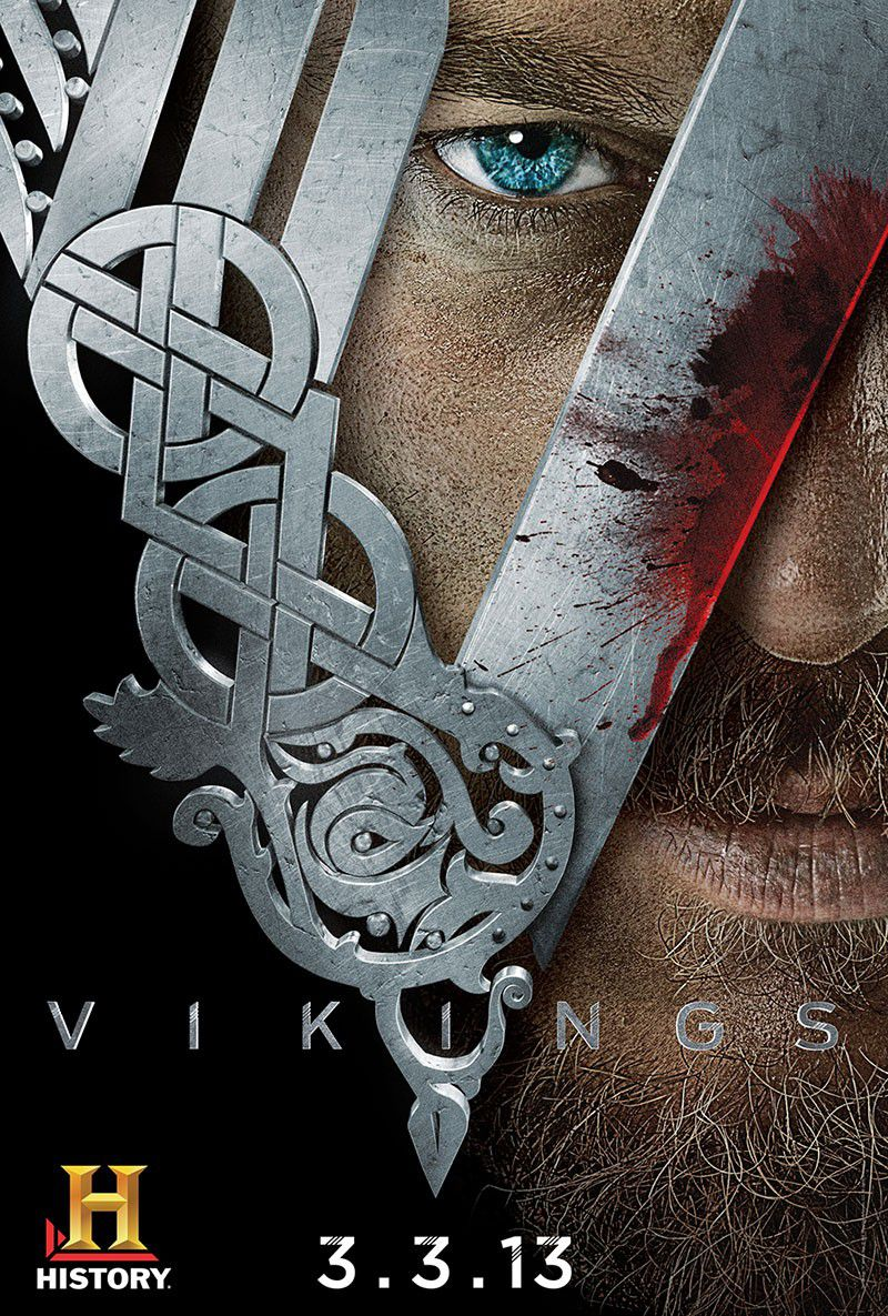 Vikings - Série (2013) streaming VF gratuit complet