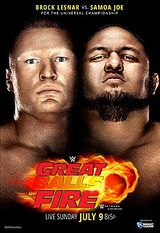 WWE Great Balls of Fire - Spectacle (2017)