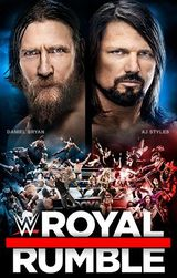 WWE Royal Rumble - Spectacle (2019)