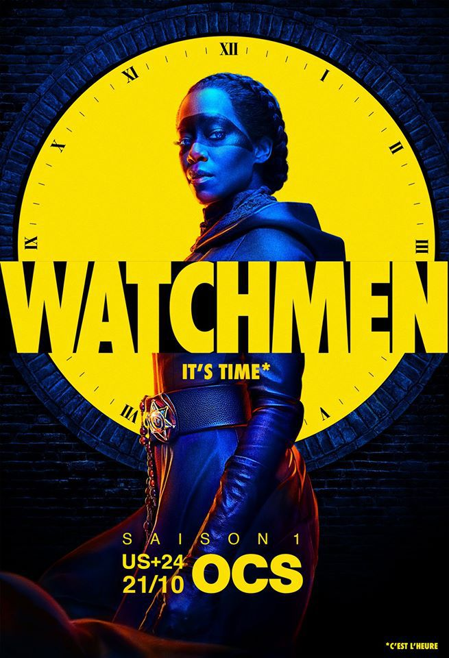 Watchmen - Série (2019) streaming VF gratuit complet