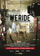 We Ride - The Story Of Snowboarding. - Documentaire (2013) streaming VF gratuit complet