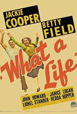 What a life - Film (1939)