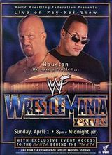 Wrestlemania X-Seven - Spectacle (2001)