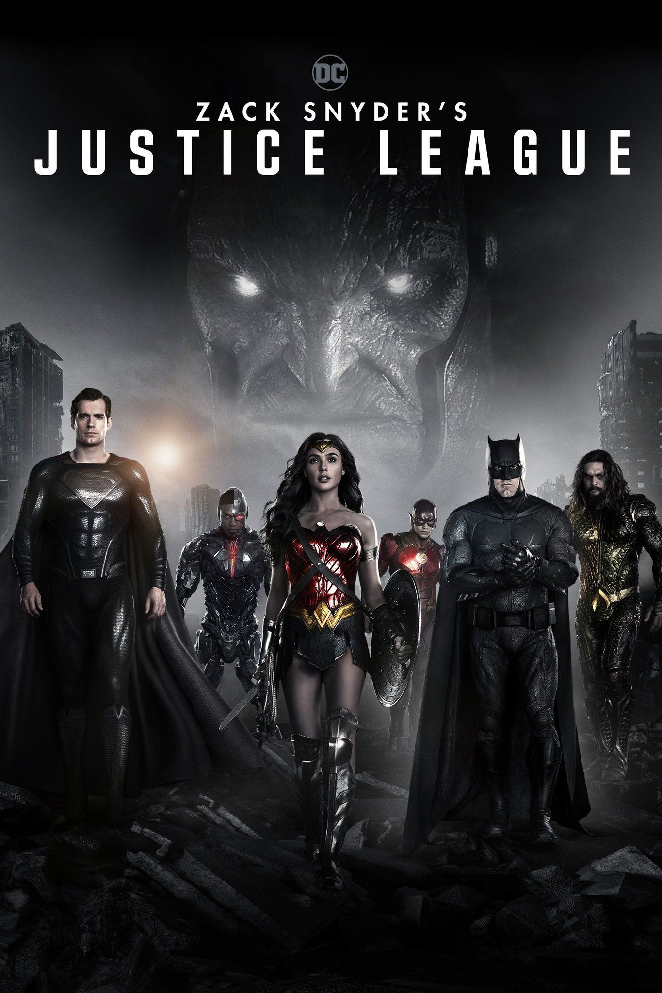 Zack Snyder's Justice League - Film (2021) streaming VF gratuit complet