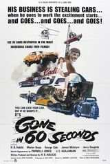 gone in sixty seconds - Film (1974)